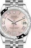 Rolex Datejust Ladies 278344RBR-0026 Jubilee Perpetual 31 mm
