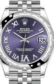 Rolex Datejust Ladies 278344RBR-0028 Jubilee Perpetual 31 mm
