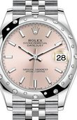 Rolex Datejust Ladies 278344RBR-0016 Jubilee Perpetual 31 mm