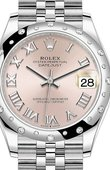 Rolex Datejust Ladies 278344RBR-0022 Jubilee Perpetual 31 mm