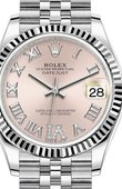 Rolex Datejust Ladies 278274-0024 Jubilee Perpetual 31 mm
