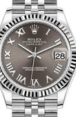 Rolex Datejust Ladies 278274-0022 Jubilee Perpetual 31 mm