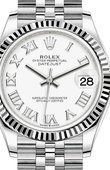 Rolex Datejust Ladies 278274-0010 Jubilee Perpetual 31 mm