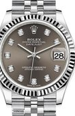 Rolex Datejust Ladies 278274-0008 Jubilee Perpetual 31 mm