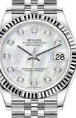 Rolex Datejust Ladies 278274-0006 Jubilee Perpetual 31 mm