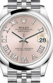 Rolex Datejust Ladies 278240-0014 Jubilee Perpetual 31mm