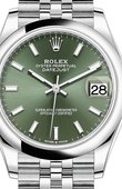 Rolex Datejust Ladies 278240-0012 Jubilee Perpetual 31 mm