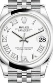 Rolex Datejust Ladies 278240-0004 Jubilee Perpetual 31 mm