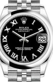 Rolex Datejust Ladies 278240-0002 Jubilee Perpetual 31 mm