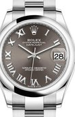 Rolex Datejust Ladies 278240-0015 Oyster Perpetual 31 mm
