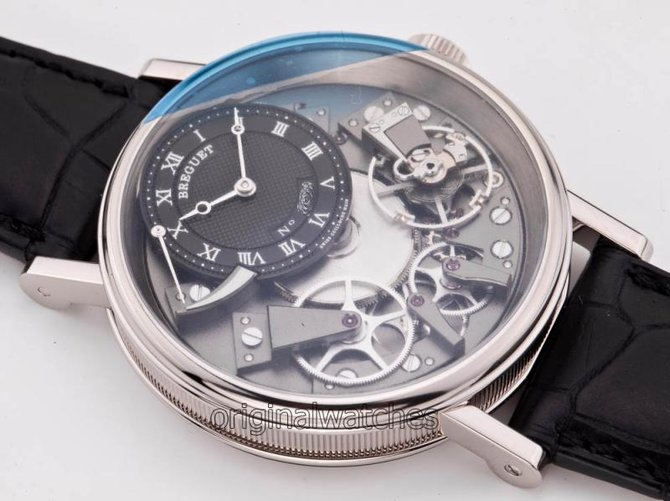7057BB/G9/9W6 Breguet Power Reserve Tradition