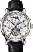 A.Lange and Sohne Lange 1 706.025 165 Years - Homage to F.A. Lange Tourbograph Perpetual 'Pour le Merite'