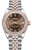 Rolex Часы Rolex Datejust Ladies 279381RBR-0009 Oyster Perpetual 28 mm
