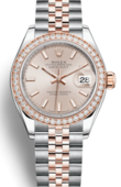 Rolex Часы Rolex Datejust Ladies 279381RBR-0001 Oyster Perpetual 28 mm