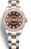 Rolex Часы Rolex Datejust Ladies 279381rbr-0012 Oyster Perpetual