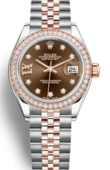 Rolex Часы Rolex Datejust Ladies 279381rbr-0003 Oyster Perpetual