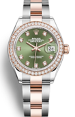 Rolex Часы Rolex Datejust Ladies 279381rbr-0008 Oyster Perpetual