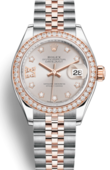 Rolex Часы Rolex Datejust Ladies 279381rbr-0019 Oyster Perpetual