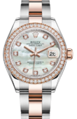 Rolex Часы Rolex Datejust Ladies 279381rbr-0014 Oyster Perpetual 28 mm