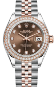 Rolex Часы Rolex Datejust Ladies 279381rbr-0011 Oyster Perpetual 28 mm