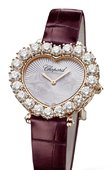 Chopard Happy Diamonds 13A439-5100 High Jewellery L'Heure du Diamant Valentine's Day