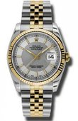 Rolex Datejust 116233 stsisj Steel and Yellow Gold