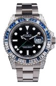 Rolex Часы Rolex GMT-Master II 116759SA 40mm White Gold Jewellery