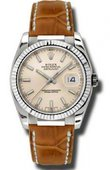 Rolex Datejust 116139 psb White Gold