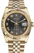 Rolex Datejust 116238 bkjrj Yellow Gold