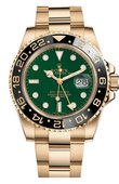 Rolex Часы Rolex GMT-Master II 116718LN 40mm Yellow Gold