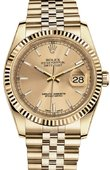 Rolex Datejust 116238-63208 Yellow Gold