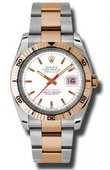 Rolex Datejust 116261 wso Turn-O-Graph Steel and Everose Gold