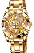 Rolex Datejust Ladies 81318 goldust dream Special Edition Yellow Gold