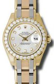 Rolex Datejust Ladies 80298 bic sd Pearlmaster Tridor