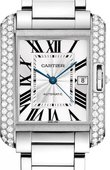 Cartier Tank WT100010 Tank Anglaise Large