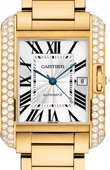Cartier Tank WT100007 Tank Anglaise Large