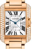Cartier Tank WT100004 Tank Anglaise Large