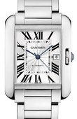 Cartier Tank W5310025 Tank Anglaise Large