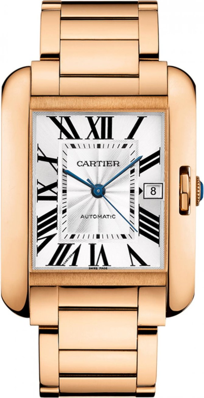 Cartier W5310002 Tank Tank Anglaise Large - фото 1