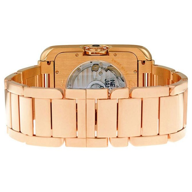 Cartier W5310002 Tank Tank Anglaise Large - фото 3