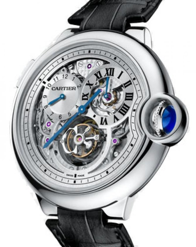 Cartier W6920081 Ballon Bleu de Cartier Double Jumping Second Time Zone - фото 2