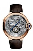 Cartier Ballon Bleu de Cartier W6920045 Double Jumping Second Time Zone