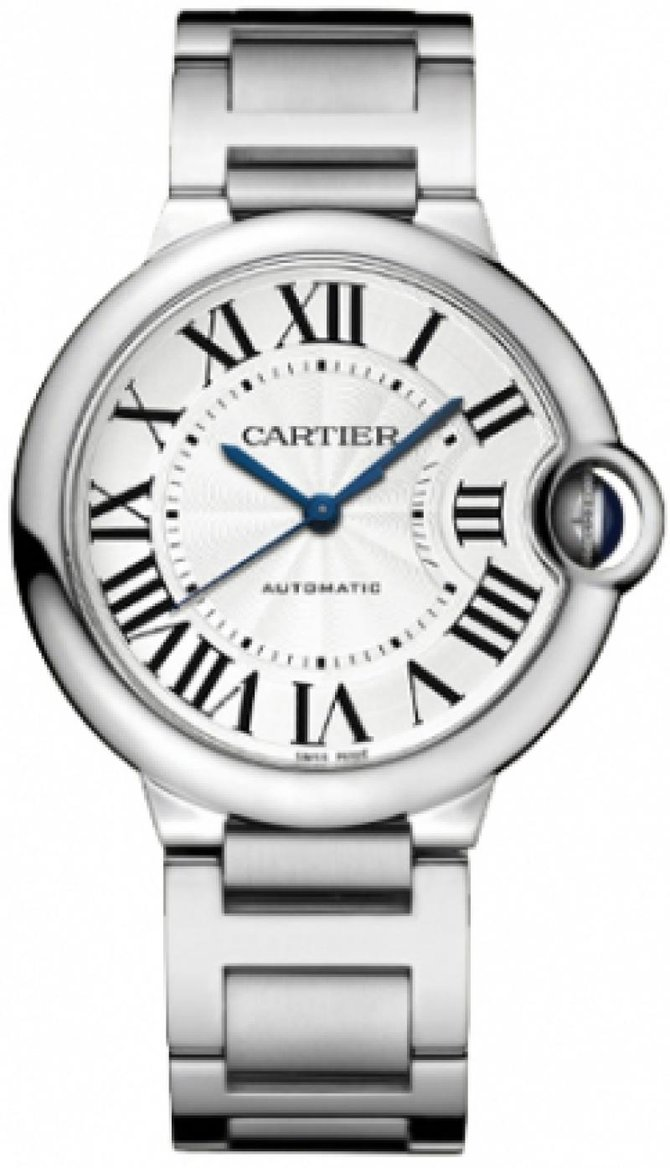 Cartier W6920046 Ballon Bleu de Cartier Ballon Bleu de Cartier Automatic 36 mm - фото 1