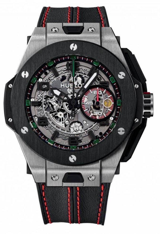 Hublot 401.NM.0123.VR.SDQ13 Big Bang Unico Ferrari UAE - фото 1