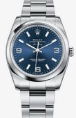 Rolex Oyster Perpetual 114200 Blue Air-King 34mm Steel