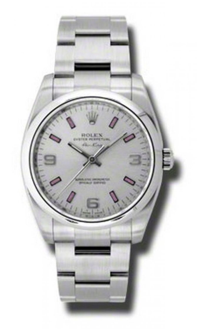 Rolex 114200 spio Oyster Perpetual Air-King 34mm Steel - фото 1