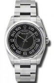 Rolex Oyster Perpetual 116000 bkwao Oyster Perpetual 36 mm Steel