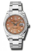 Rolex Oyster Perpetual 115200 pao Date Steel