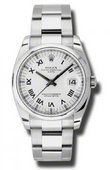 Rolex Oyster Perpetual 115200 wro Date Steel