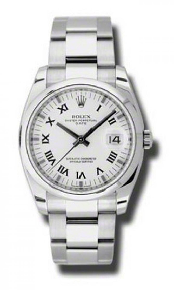 Rolex 115200 wro Oyster Perpetual Date Steel - фото 1